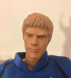 Oliver Kahn Action Figure Close Up