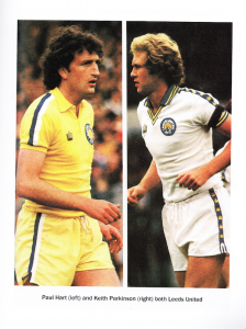 Leeds Players. Admiral Kits
