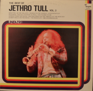 The Best Of Jethro Tull Vol 2. (€4)