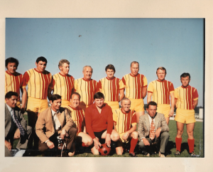 Unknown Football Team €1