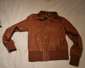 Leather Jacket €3