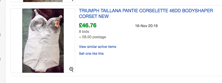 Triumph Bra price