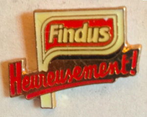 Findus Badge