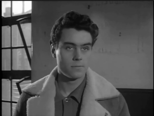 Ian McShane. The Wild and the Willing