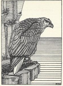 The White Tailed Eagle