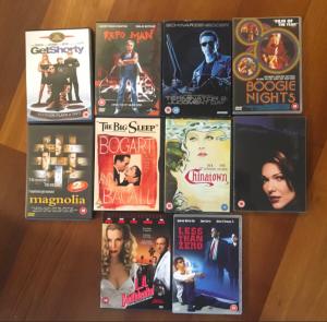 LA films